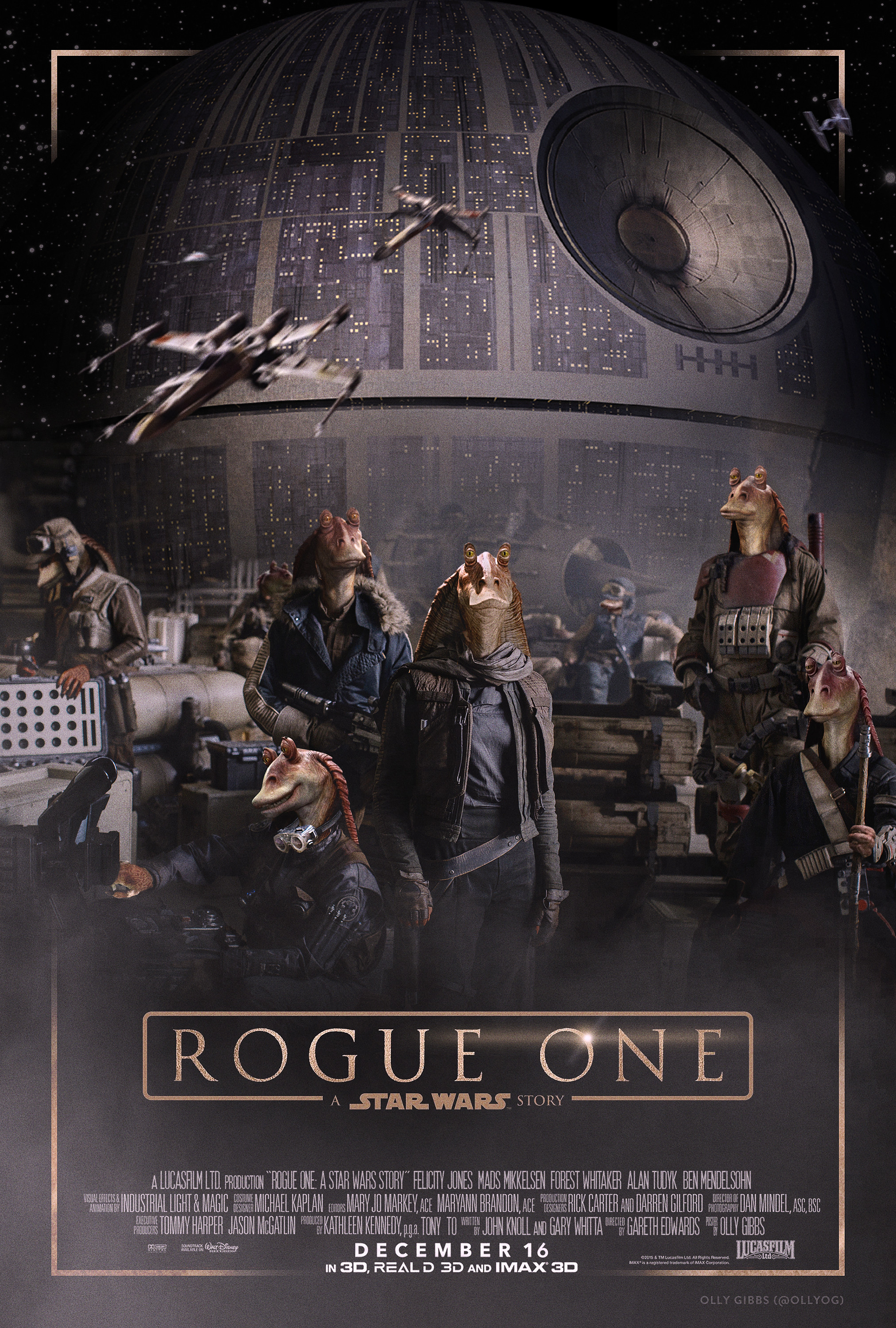 Rogue One A Star Wars Story HD Wallpapers