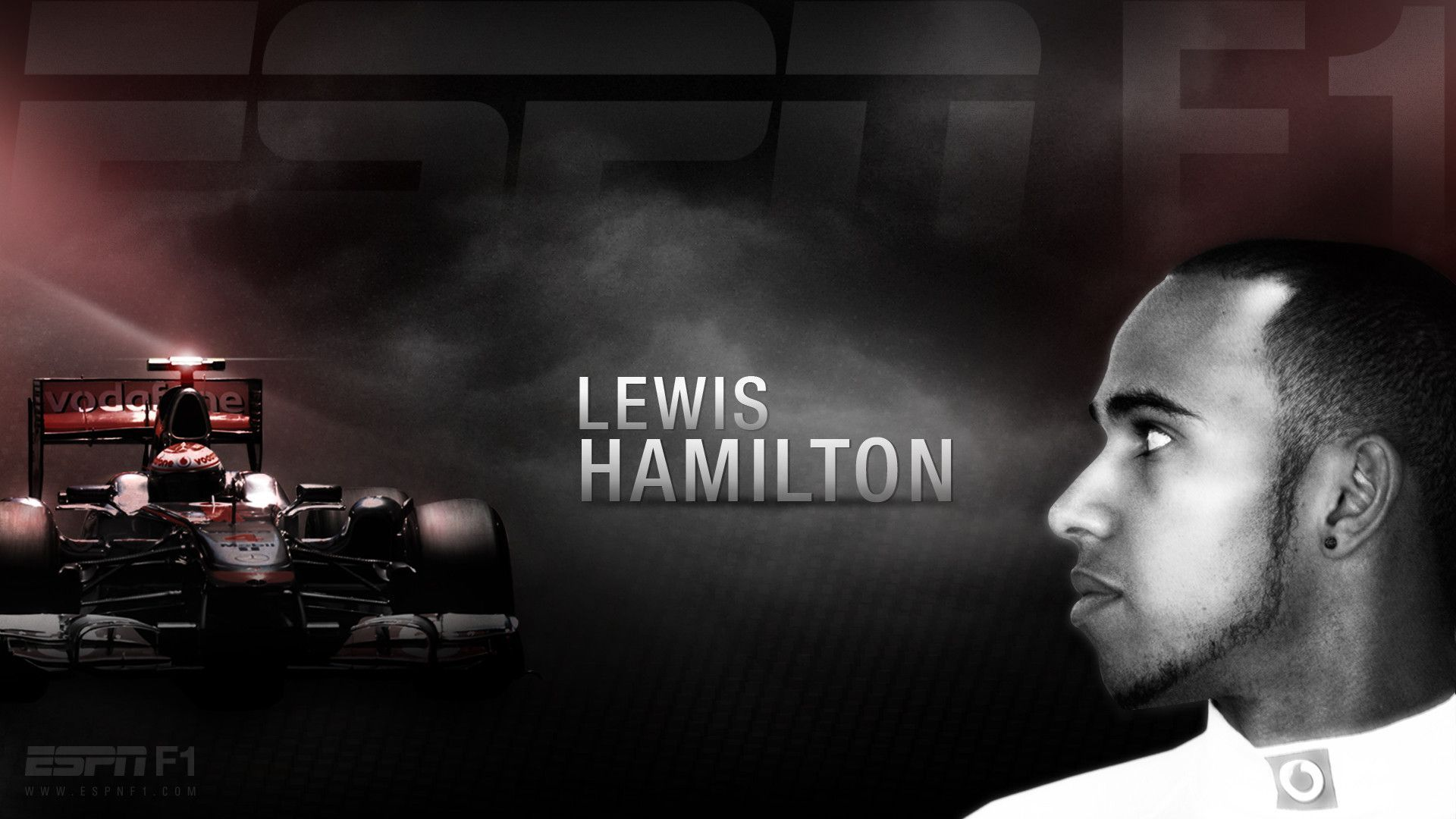Anime Fighting Wallpaper Lewis Hamilton Hd Wallpapers