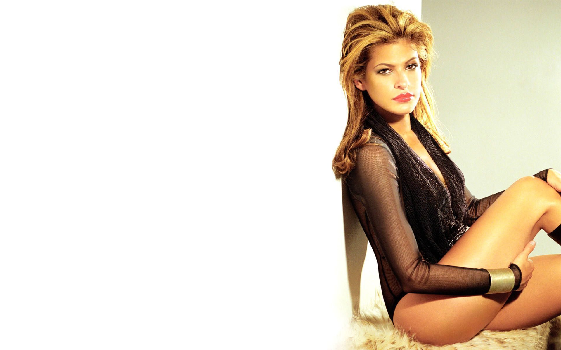 All White Cars Wallpaper Eva Mendes Wallpapers Backgrounds