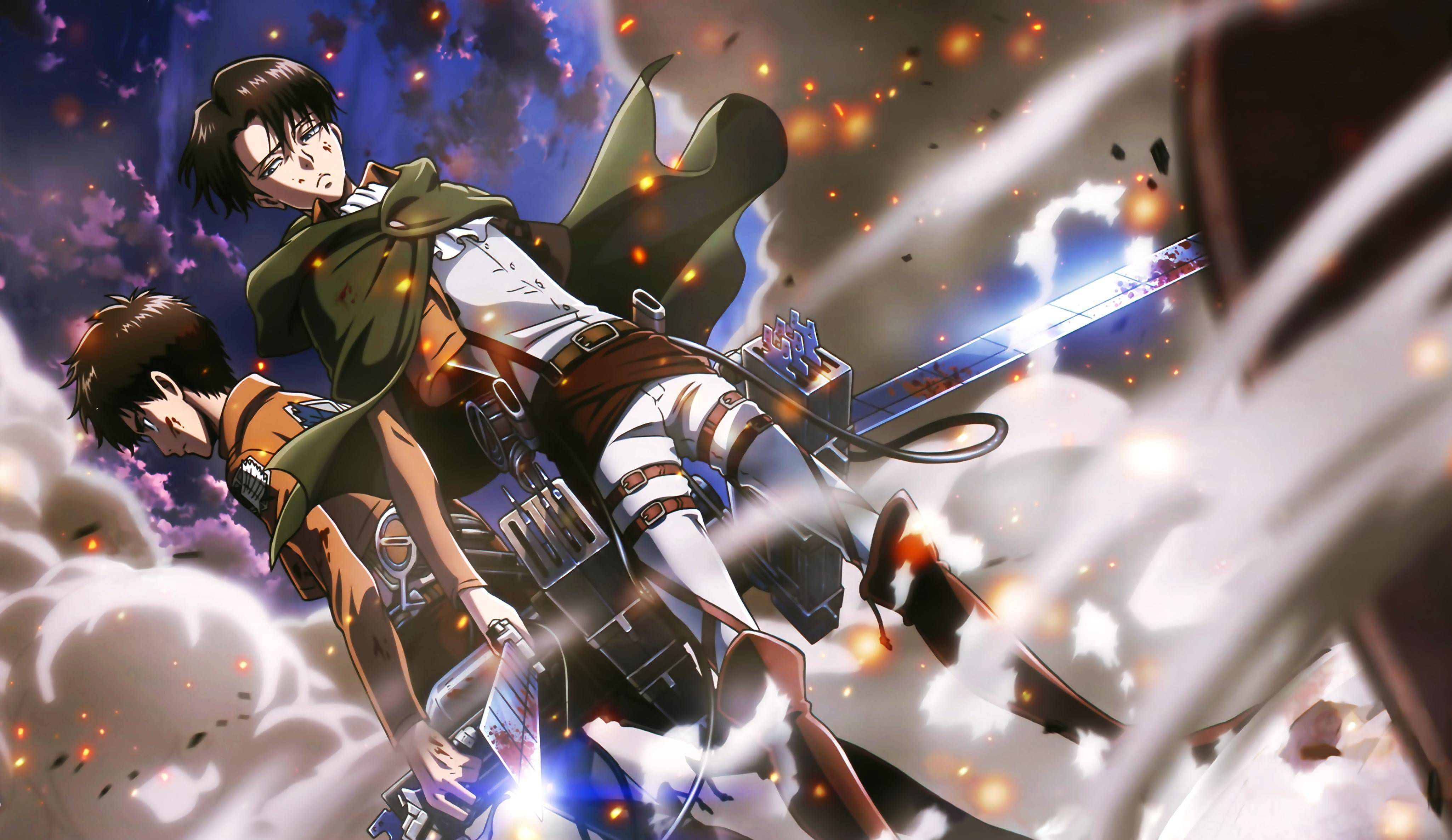 The ship sank just four days into its maiden voyage, but it made an indelible impression on the minds o. Attack On Titan Wallpapers Backgrounds