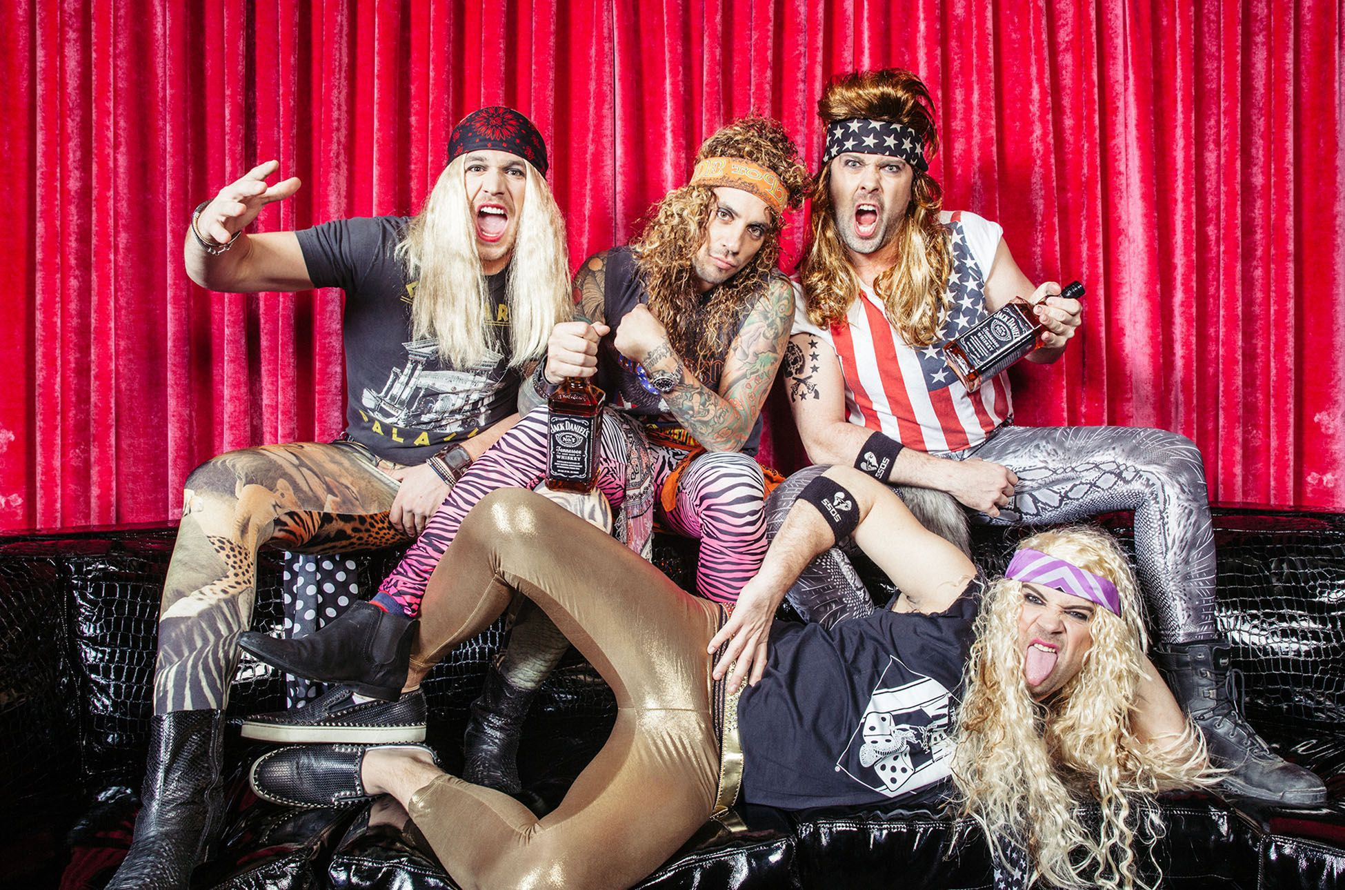Wallpapers For Guys And Girls Steel Panther Wallpapers Backgrounds
