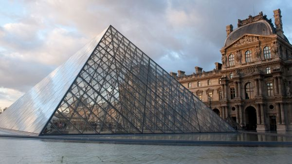 Louvre Wallpapers Backgrounds