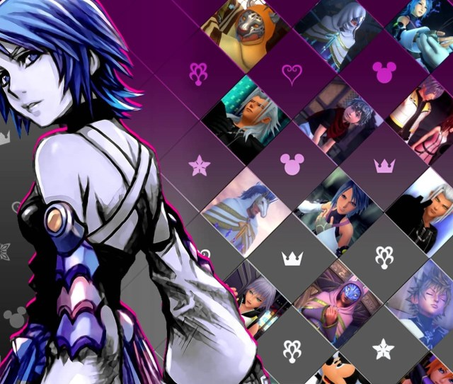 2560x1440 Kingdom Hearts Wallpapers 1080p