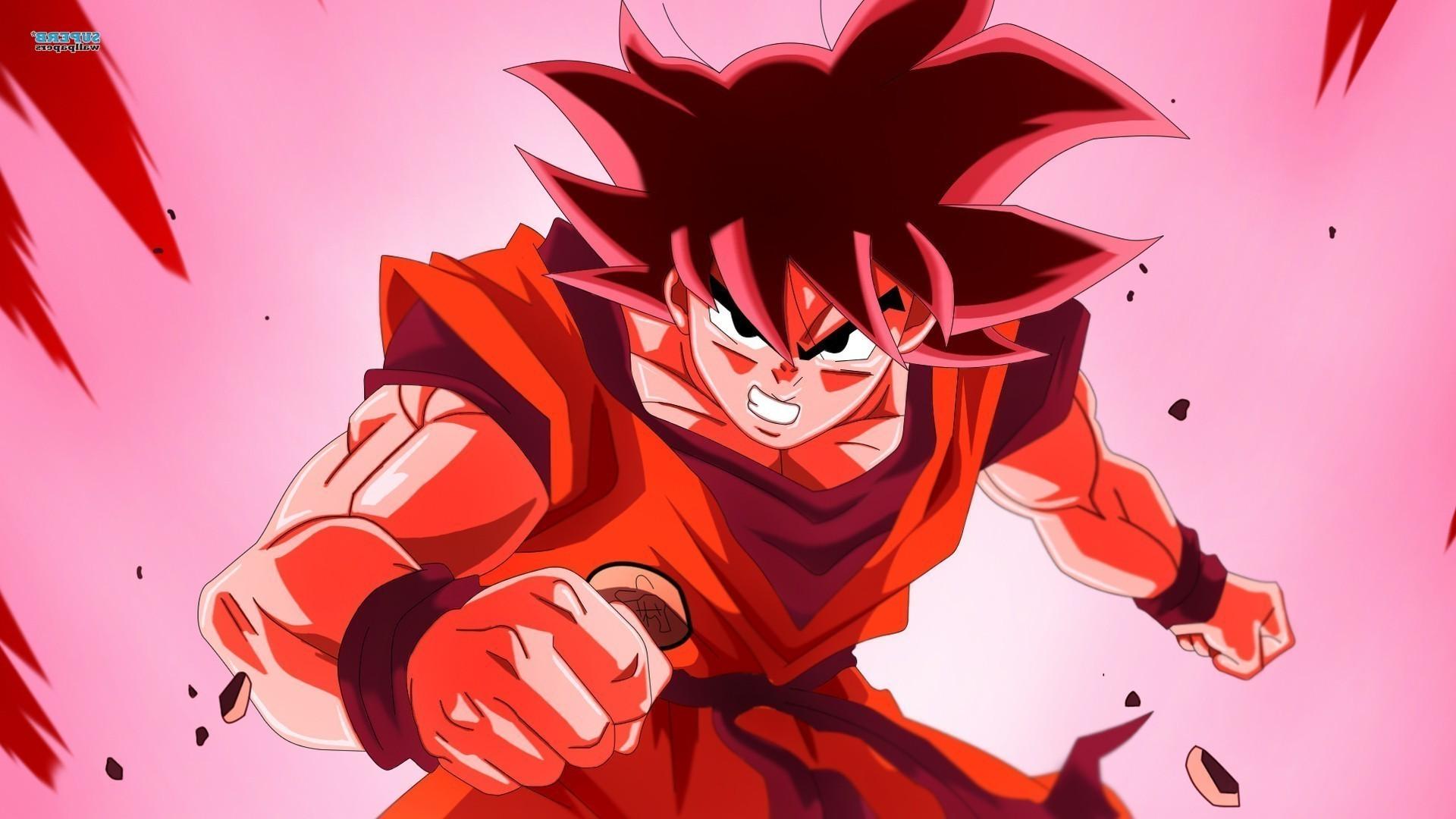 Dragon Ball Z Wallpaper Goku Super Saiyan God Wengerluggagesave