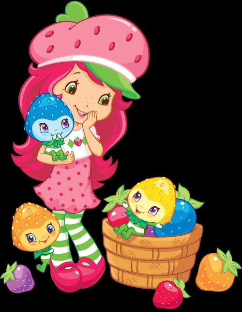 small resolution of strawberry shortcake 1920x1080