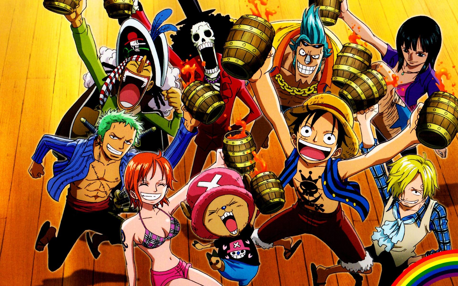 There are several ways to watch the popular anime series one piece online free and legally. One Piece Wallpapers (69+ pictures)
