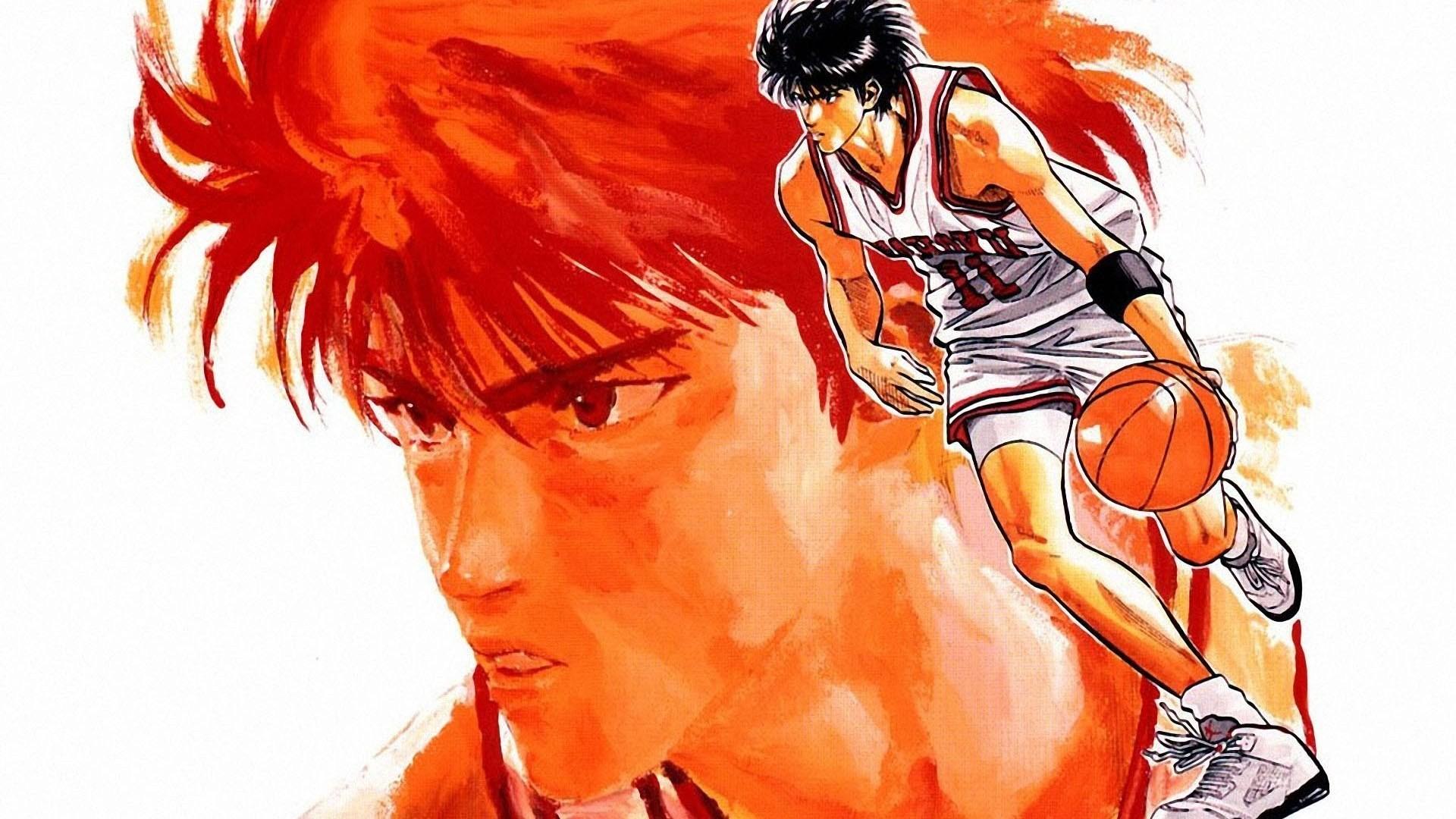 Slam Dunk Anime Wallpaper (59+ pictures)