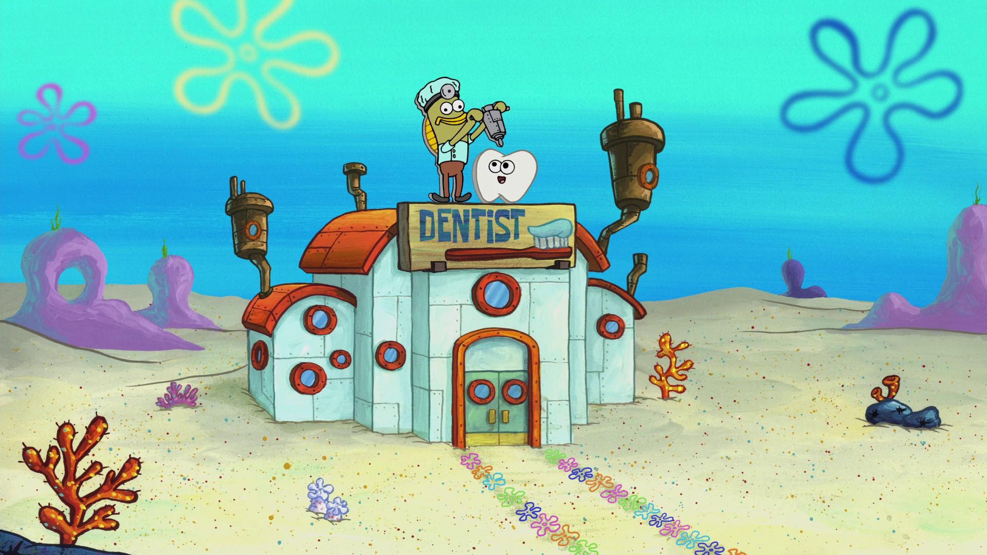spongebob ocean background 59