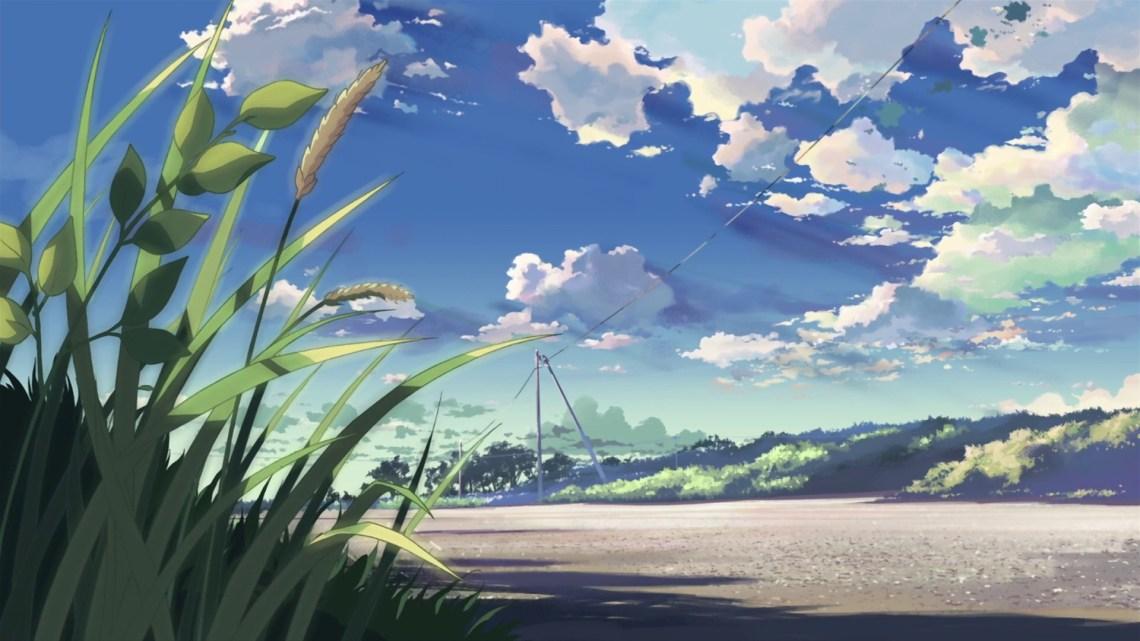 27 Ultra Hd 4k Anime Scenery Wallpaper