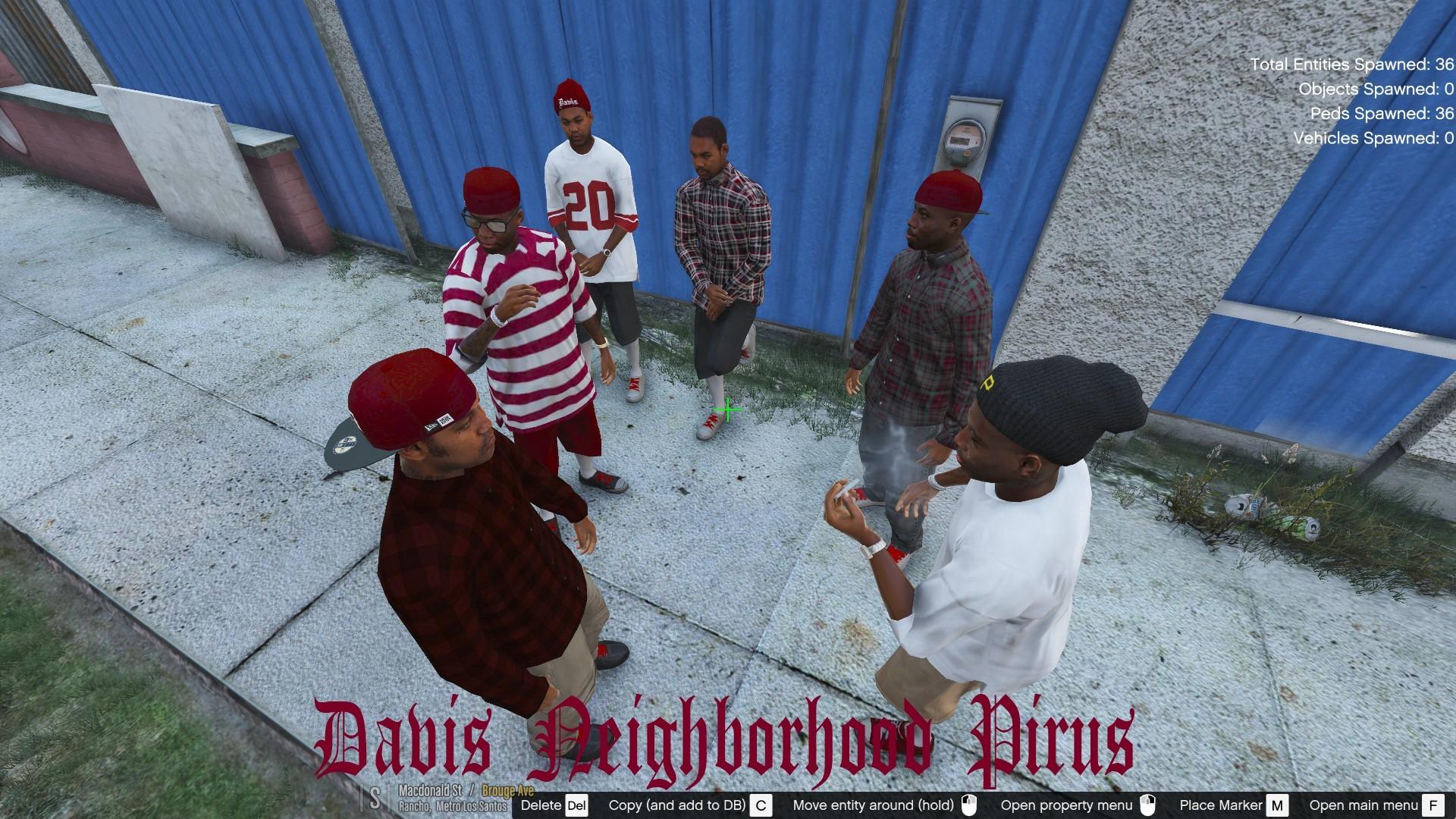 Monster Boyz Hood