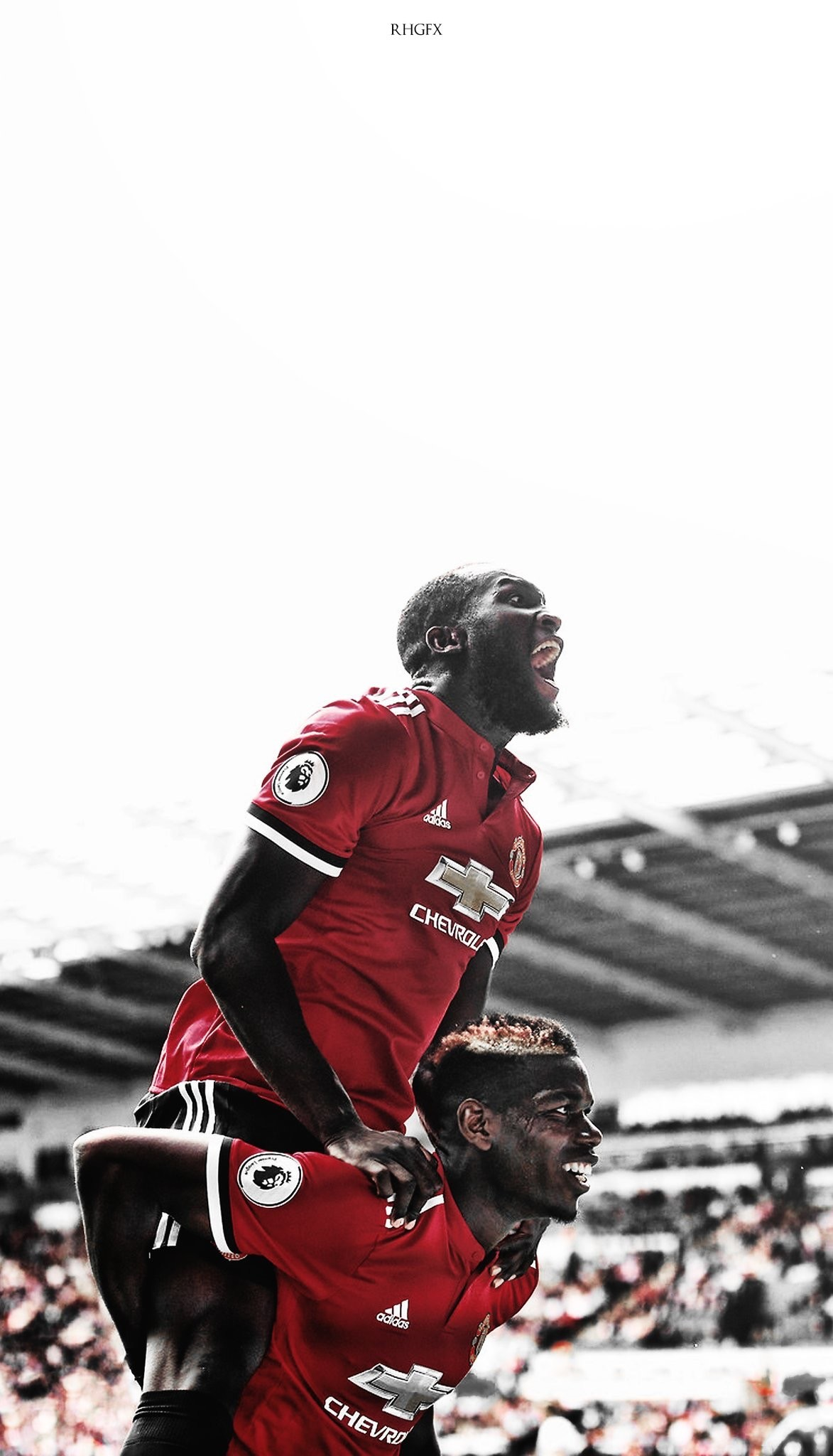 Manchester United Wallpaper Iphone X Wallpaper Logo Manchester United Terbaru 2018 70 Pictures