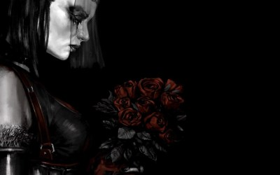 Gothic Art Wallpapers 66+ pictures