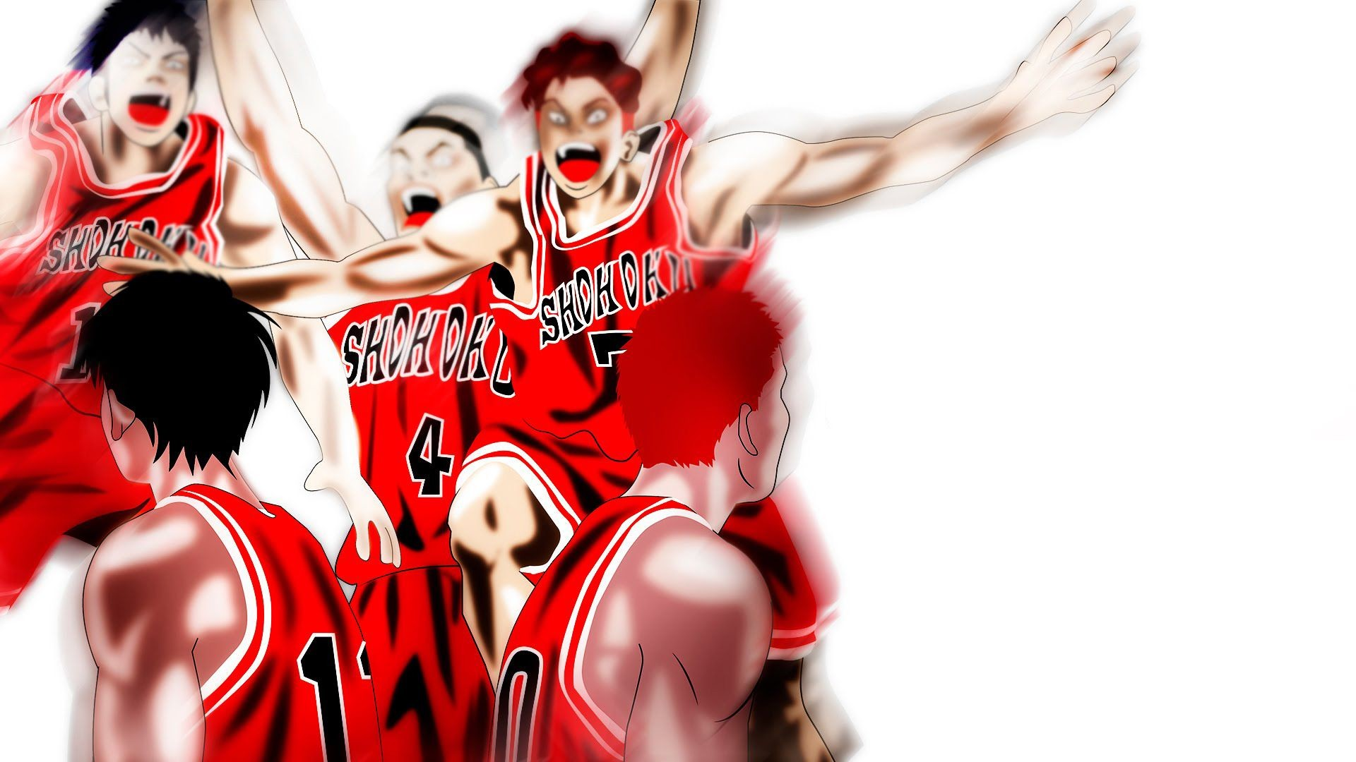 Slam Dunk Anime Wallpapers (56+ pictures)