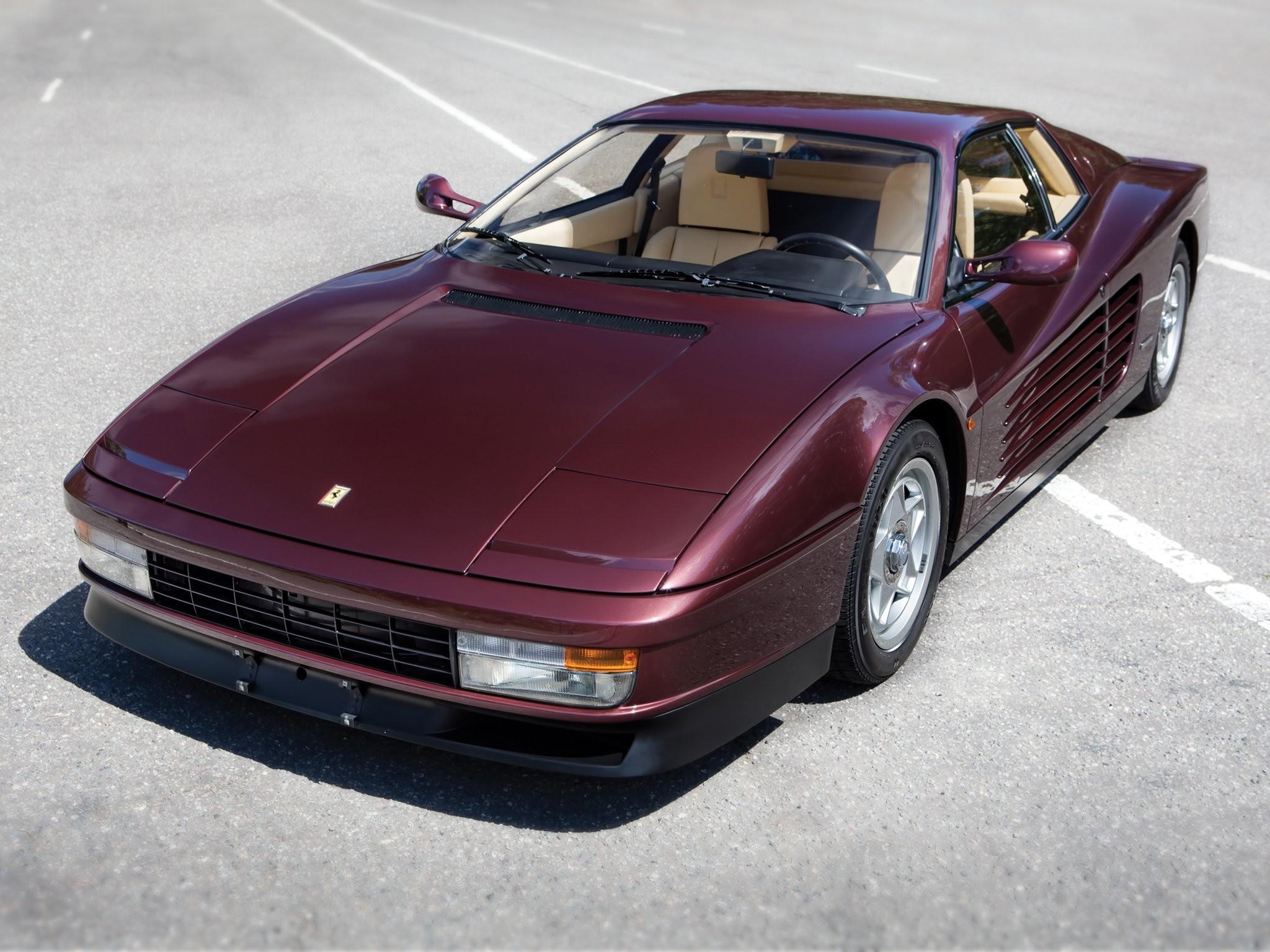 Ferrari Testarossa Wallpaper 79 Pictures