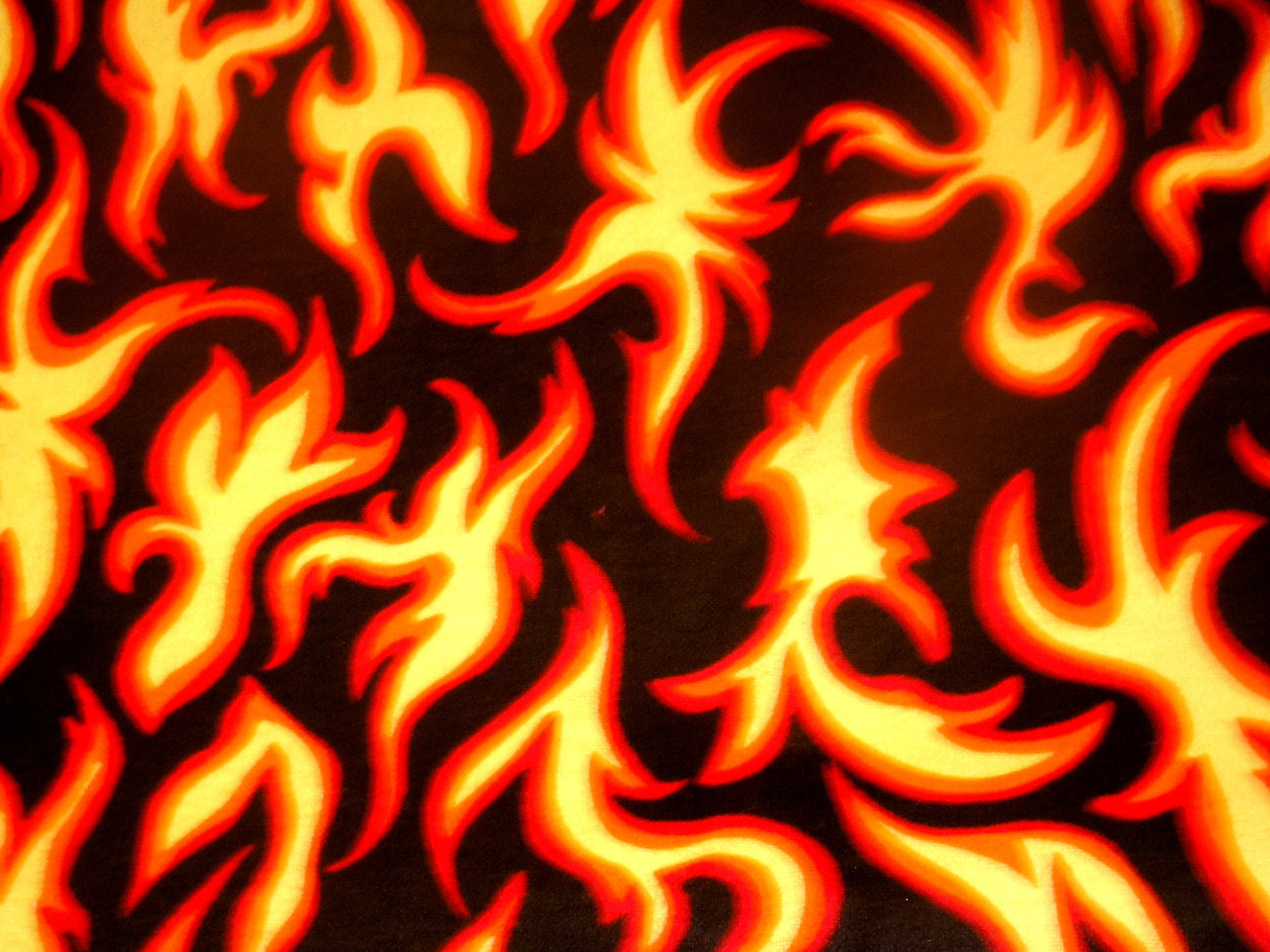 red flames wallpaper 54