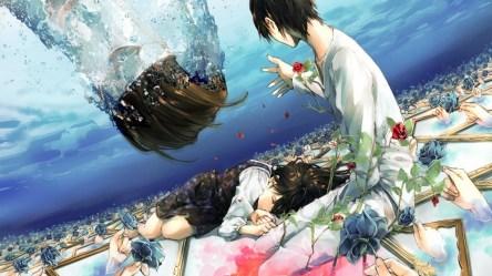 anime fantasy desktop wallpapers backgrounds hd mobile scenery manga artwork choose getwallpapers wallpaperplay wallpapertag bilder gemerkt von wallpaperset concept