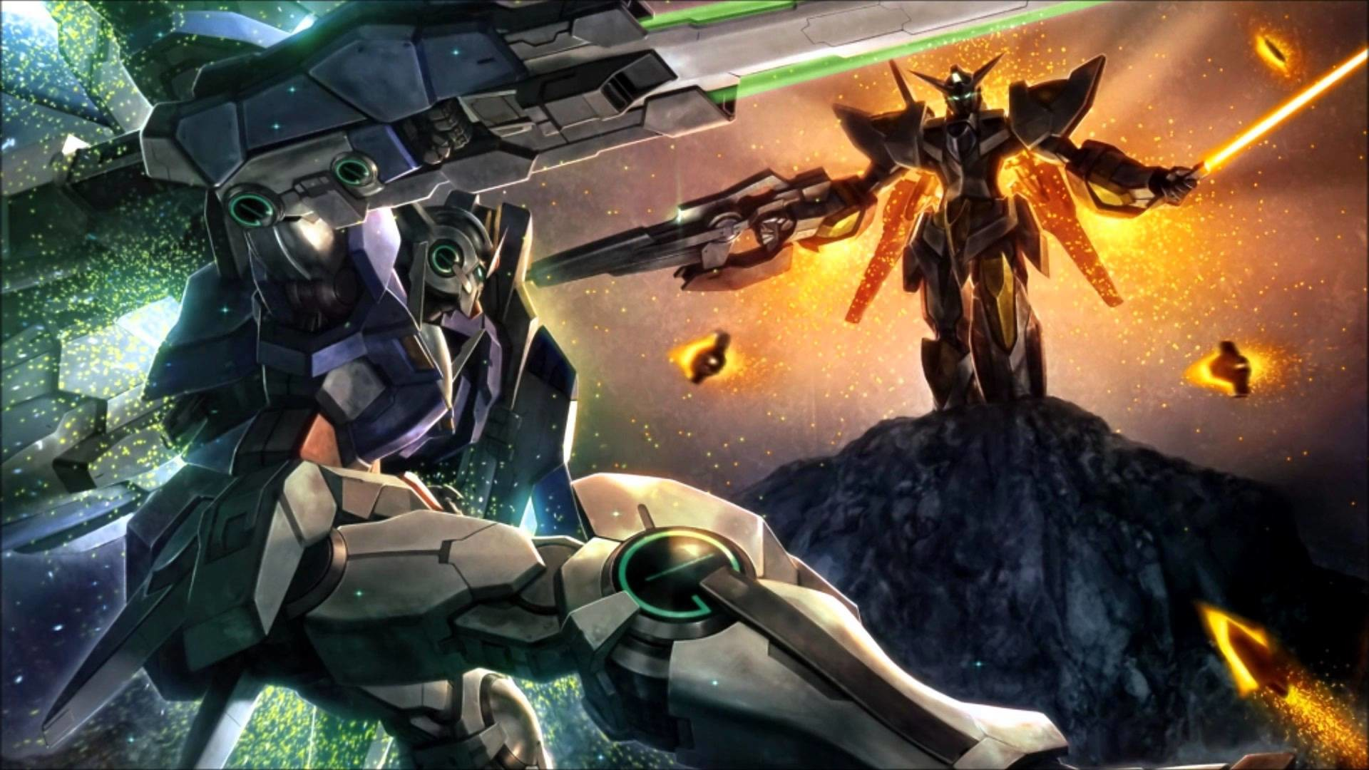 gundam 00 raiser wallpaper