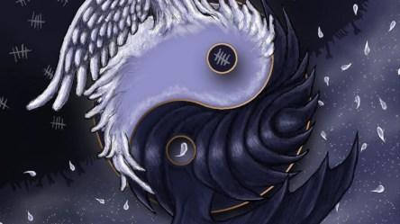 Dragon Yin Yang Wallpaper 52+ pictures