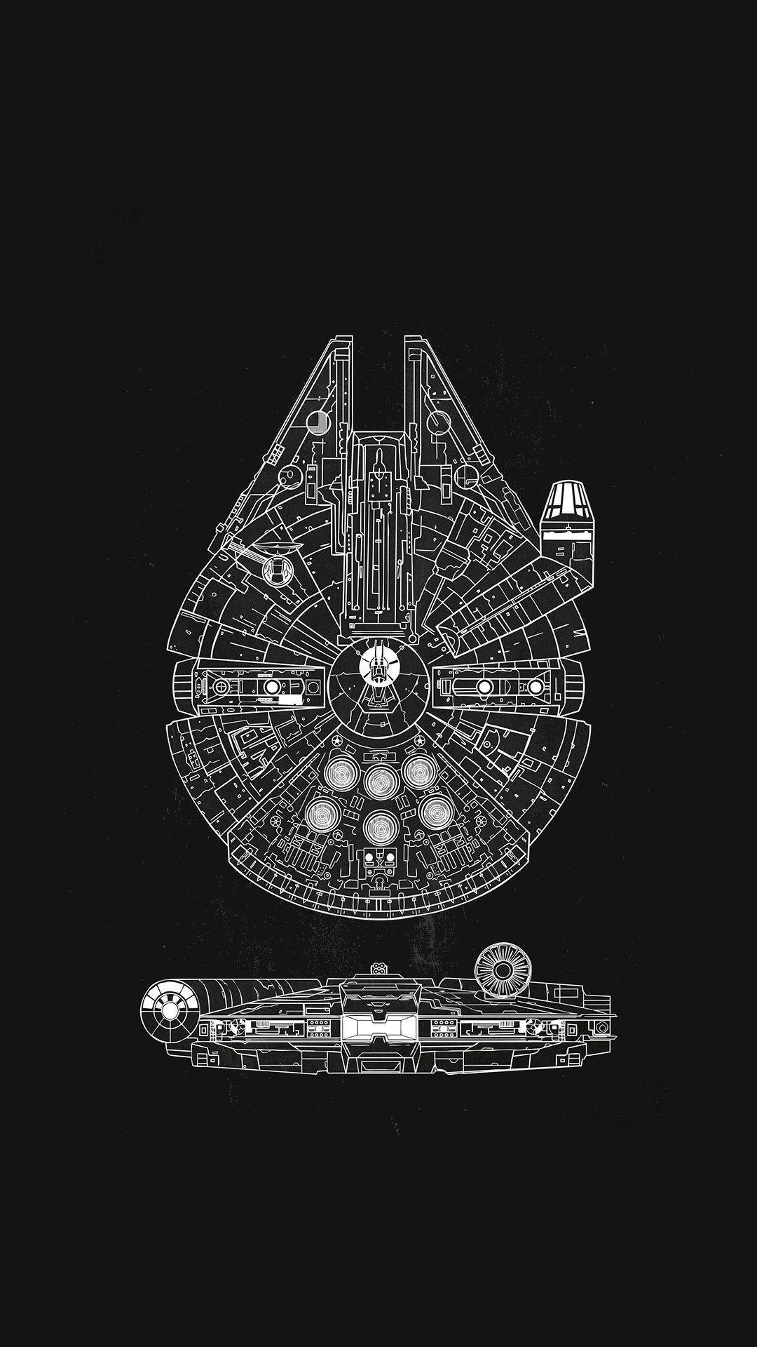 Star Wars Blueprints Wallpaper Wallpapers For Tech