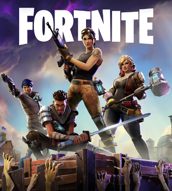 Fortnite Posters Wallpaper Collection Wallpapers For Tech