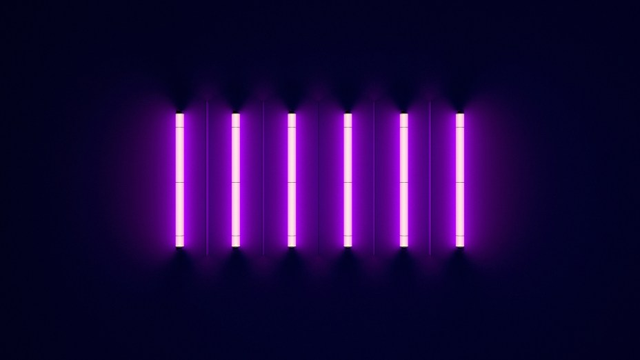 Purple Neon Wallpaper Wallpapers For Tech Minimalism Wallpapers