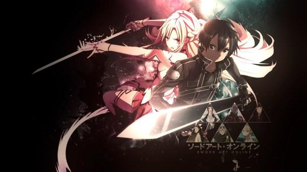 Anime Sword Art Online 2