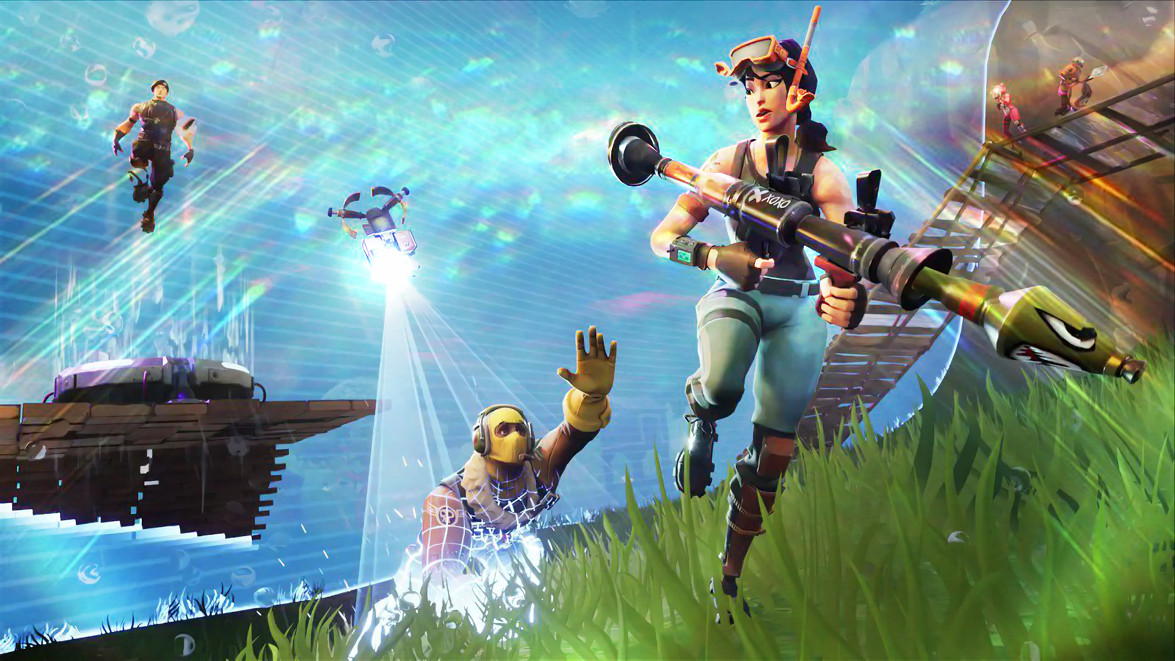 2048x1152 Image Fortnite Season 6 Free V Bucks