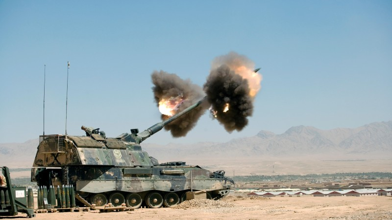 Cool Quotes Wallpapers Download Wallpaper Pzh 2000 Howitzer Panzerhaubitze Artillery