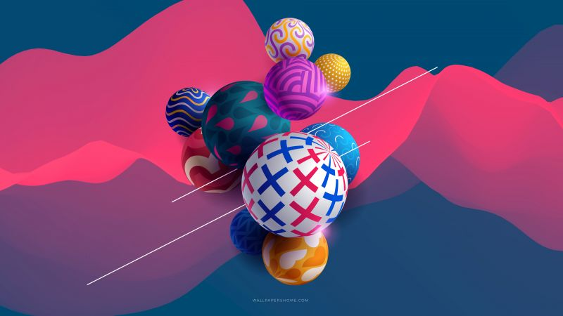 abstract 4k wallpapers 3d