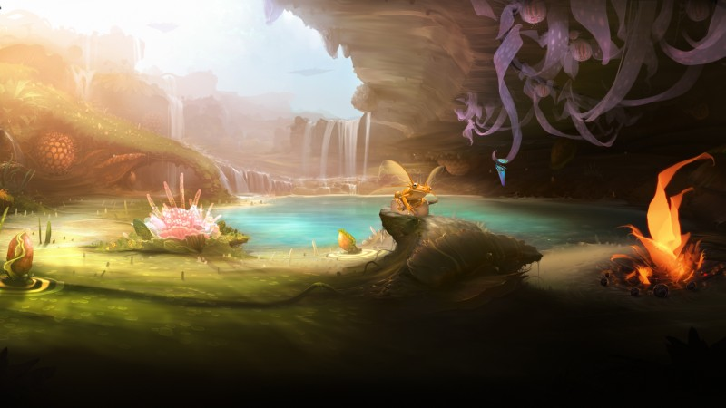 Dota Quotes Wallpaper Wallpaper Fantasy 4k Hd Wallpaper Forest Frog Pond