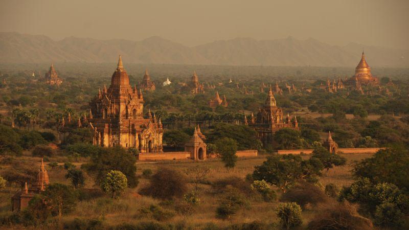Women With Cars Wallpaper Wallpaper Bagan Temples Myanmar Travel Tourism Booking