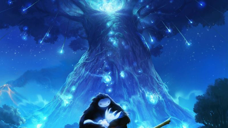 Best Hd Girl Wallpaper Wallpaper Ori And The Blind Forest Gdc Awards 2016 Pc