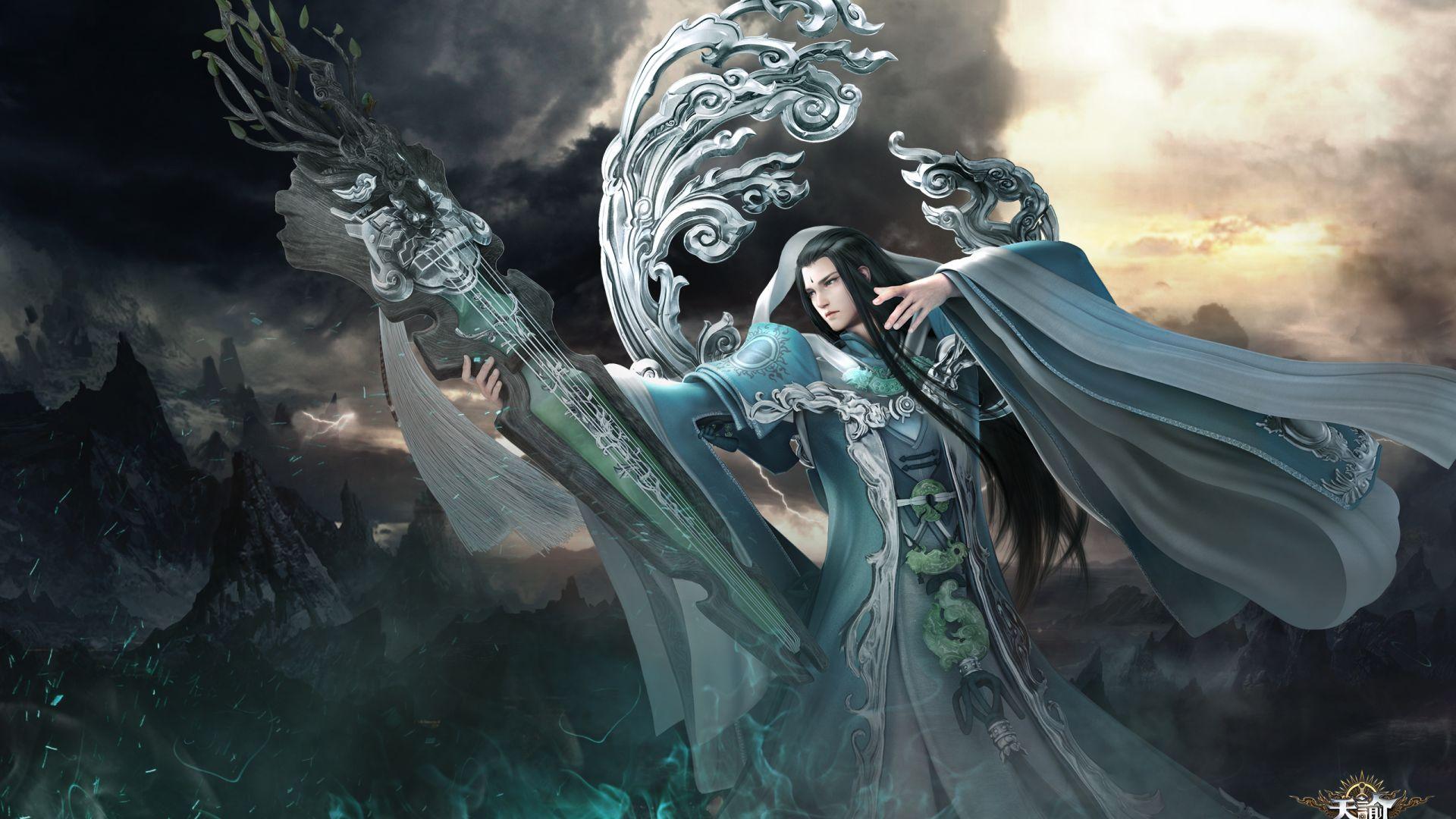 Chinese Dragon Wallpaper Hd Wallpaper Revelation Online Mmorpg Pc Games 13222