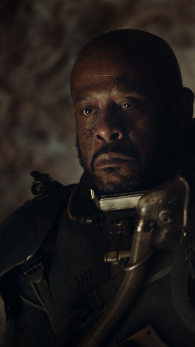 Walt Disney Wallpaper Quotes Wallpaper Rogue One A Star Wars Story Forest Whitaker
