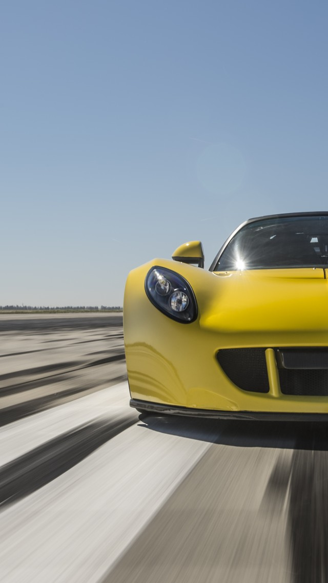 Cute Pokemon Iphone Wallpapers Wallpaper Hennessey Venom Gt Spyder Yellow Sport Car