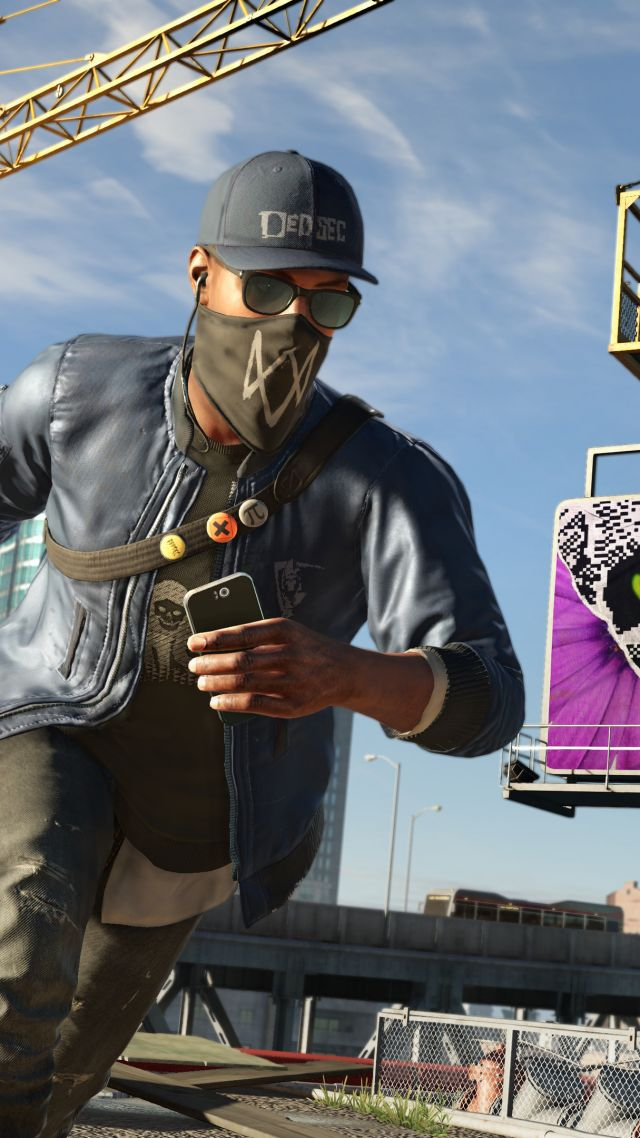 Wallpaper Girls Gif Wallpaper Watch Dogs 2 Pc Playstation 3 Playstation 4