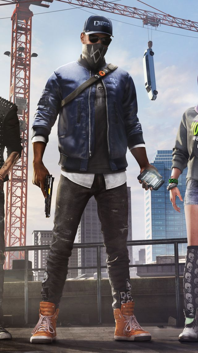 Wallpaper Watch Dogs 2 PC PlayStation 3 PlayStation 4 Xbox 360 Xbox One Games 11329