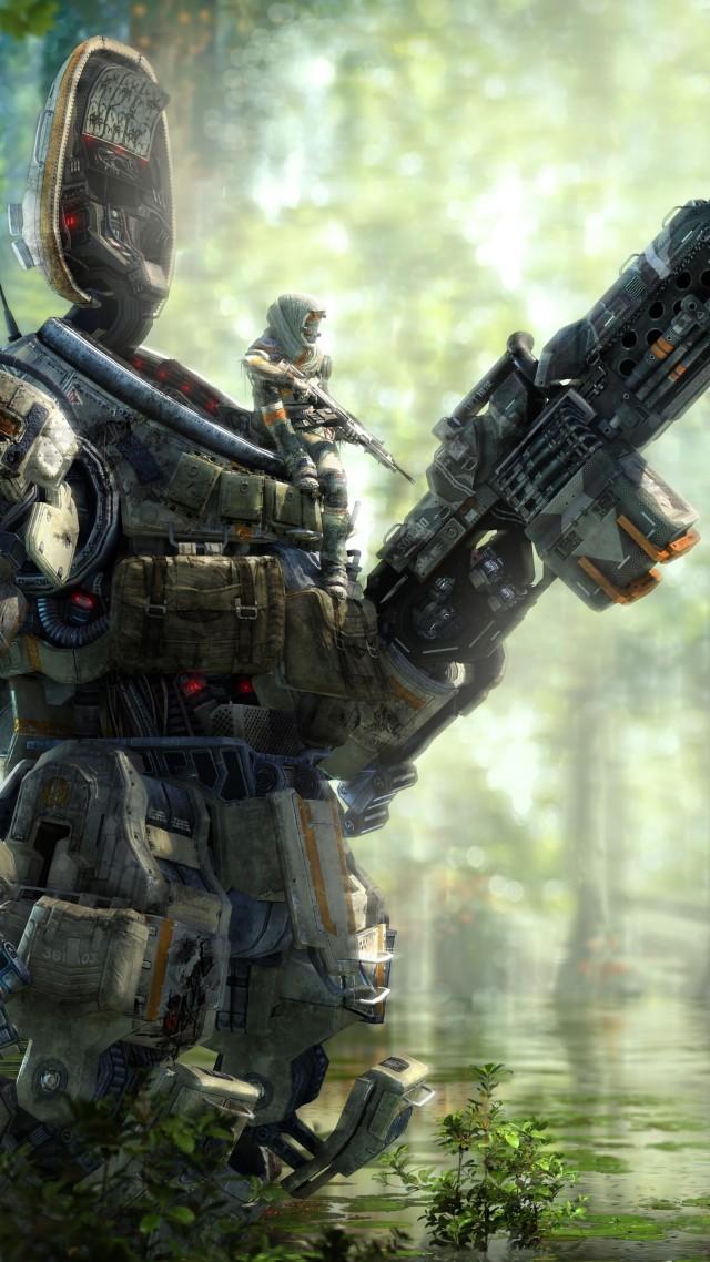 Fall Wallpaper 1080x1920 Wallpaper Titanfall 2 E3 2016 Shooter Best Games