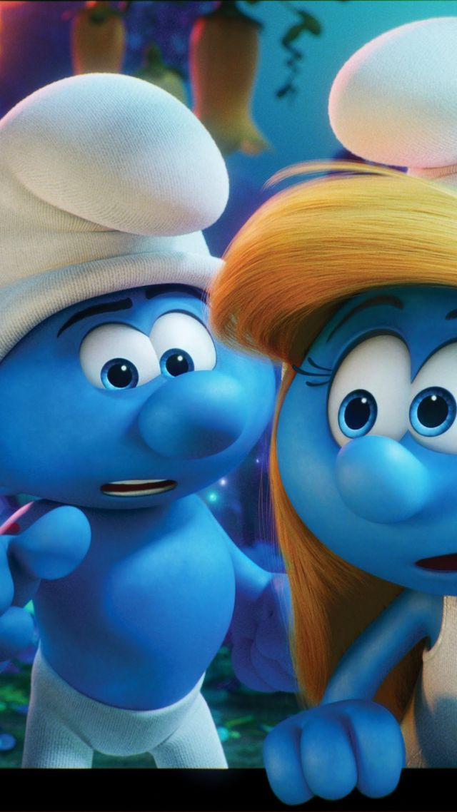 Animated Wallpapers Hd 1080p Wallpaper Get Smurfy Best Animation Movies Of 2017 Blue