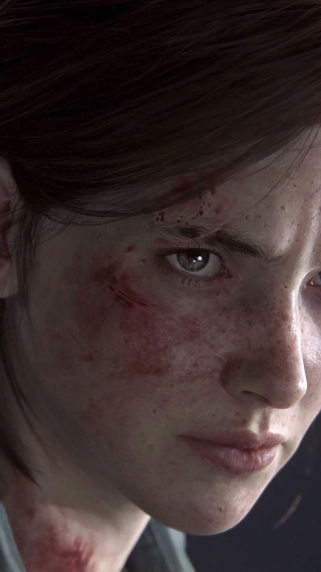 Wallpaper The Last Of Us Part II Ellie Best Games