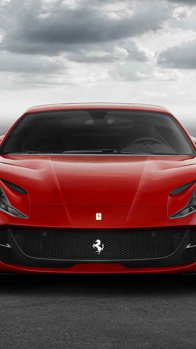 Girl Pages Of Wallpaper Wallpaper Ferrari 812 Superfast Supercar Front Cars
