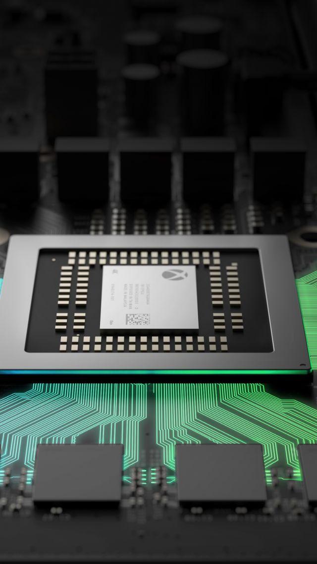 Wallpaper Project Scorpio Microsoft Scorpio console Xbox HiTech 13336