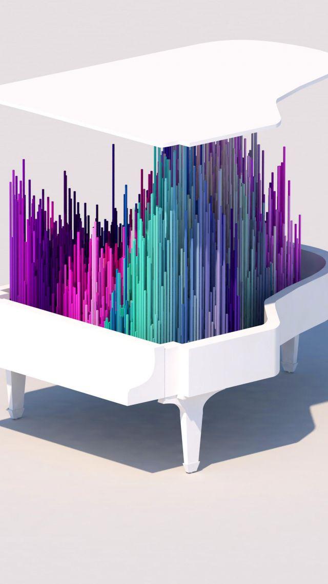 Diamond Wallpaper Hd Wallpaper Piano 4k 5k Iphone Wallpaper Low Poly