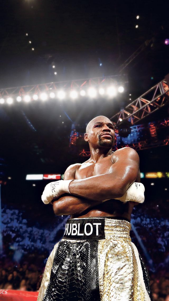 Hd Wallpaper Of Girl And Boy Wallpaper Floyd Mayweather Boxing 5k Sport 15428