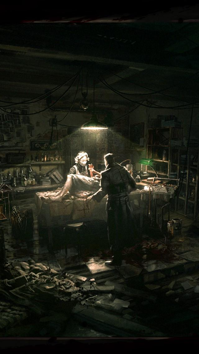 Call Of Duty Ww2 Iphone Wallpaper Wallpaper Vampyr Poster 4k Games 18763