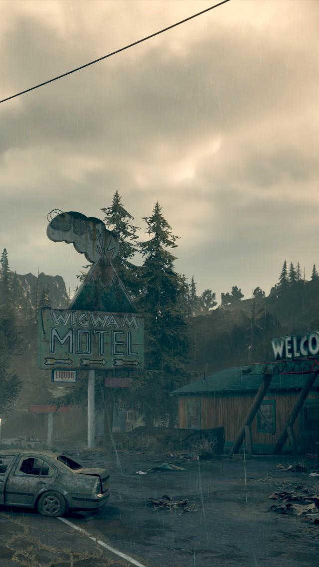 Wallpaper Days Gone E3 2018 Screenshot 4k Games 19133