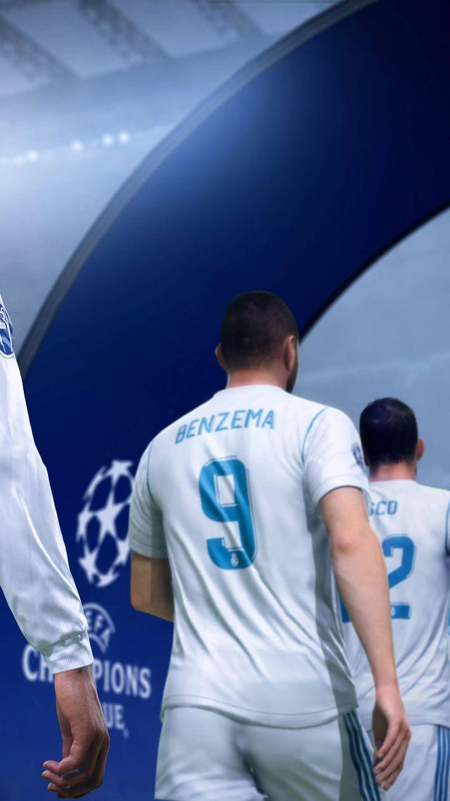 Cristiano Ronaldo Quotes Wallpaper Hd Wallpaper Fifa 19 E3 2018 Screenshot 8k Games 19340