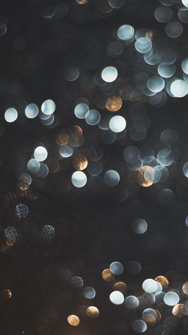 Animals In Snow Wallpaper Wallpaper Light Dark Bokeh 6k Abstract 19732