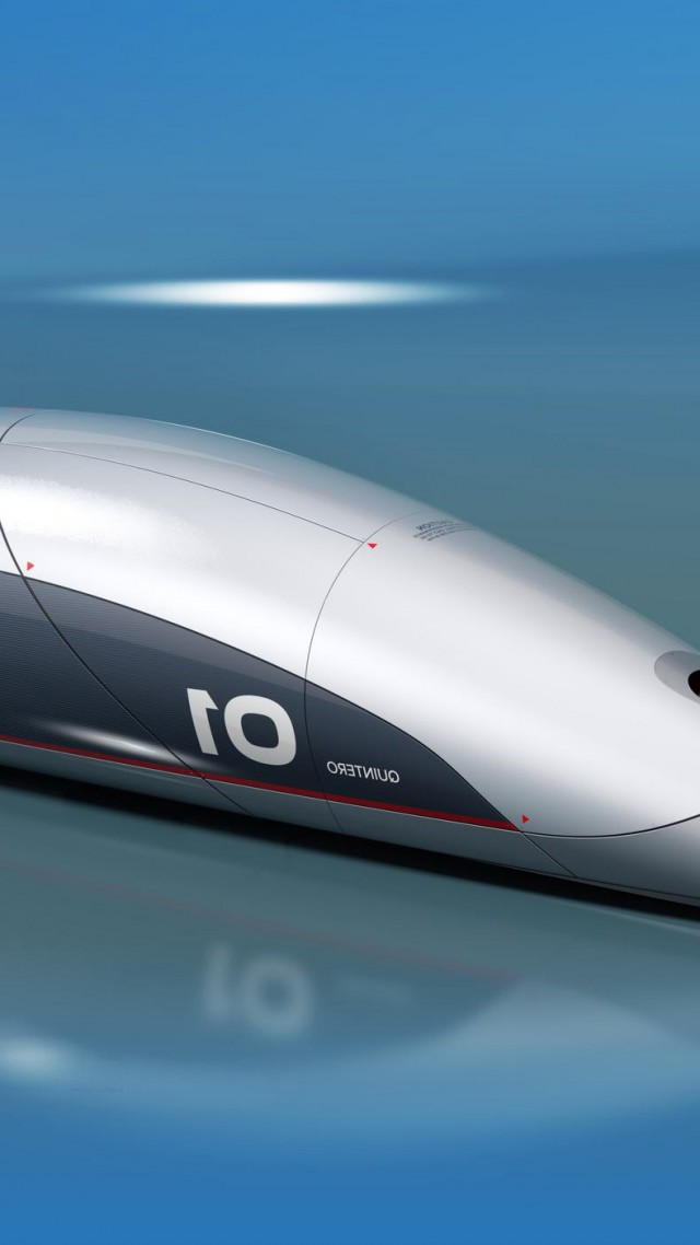 Download Wallpapers Cars Bikes Wallpaper Hyperloop Capsule Hi Tech 20534