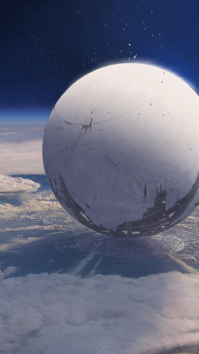 Killzone 4 Shadow Fall Wallpaper Wallpaper Destiny Game Mmofps Sci Fi Space Sphere